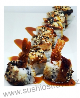Dragon Roll (8 kus)